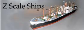 N Scale Ships
