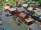 Coper-Barrred CO, Railroad yard