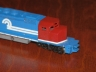 MTL SD 40-2 wide body cab