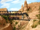 Don\'t Forget Caboose and Bridge Contest