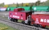 Stony's Shapeways Monon Caboose for Ellen