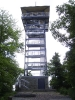 Observation tower in Zell / Mosel Germany