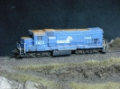 Conrail GP15-1