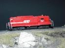 SOO Line GP9 Torpedo Tube