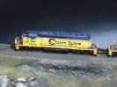 Chessie Twins...SD40-2