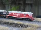 Twin-pack: CBQ and (ex CBQ) BN GP9