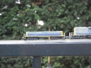 CSX SD40-2 & Yard Slug