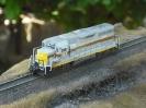 Patched Conrail GP35 ex EL
