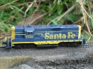 Super detailed ATSF GP9