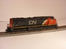 Super detailed CN SD75i