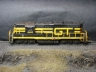 GTW GP9 in black & yellow