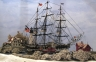 USS CONSTITUTION Turnabout Cruise With Tug Assist