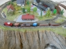 German Track building train