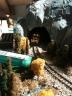 Micro Trains Line SD40-2 ditch lights