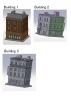 Rokuhan American buildings