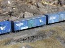 Montana Raillink 50' Boxcar