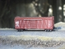 CN Single Sheated Boxcar