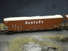 Series of 4 ATSF Greenville Woodchip Hopper