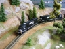 SD70M on the move