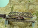 Bridge and caboose