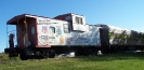 Art Train in Palmer, Alaska