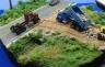 KW T800 Tractor/dump truck