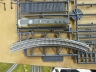195mm curve track on N scale bridge