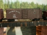 Northern pacific on my scratchbuilt bridge