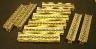 Ten Brass Etched 79' Box Girder Bridges