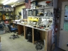 My new workbench area