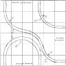 Track Plan for 3' X 3' ZBT Module