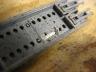 Preparing MTL Micro Track for soldering
