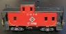 Erie Dunmore caboose