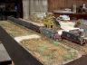 SP and Cotton Belt Commuter Train