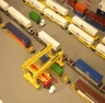 Intermodal Yard from above!
