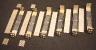 Robert Ray Bulkhead Flatcar Kits