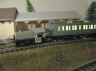 LBE Steamer and 3axle Prussian with DCC light