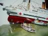 Wreck of Britanic-Joe's Tugs