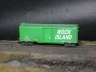 Another re-paint: RI 40' Boxcar