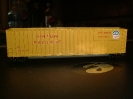 Union Pacific 70\' Woodchip car