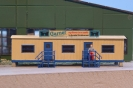 40 Foot construction trailer