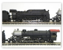 Comparison between 2-8-2\'s