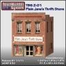 Townbuilder System, Downtown Building #1