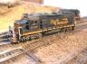 D&RGW 3127 GP40-2