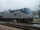 Amtrak #33