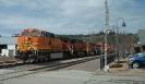 BNSF 4672  at Flagstaff