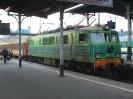 Trains at Szczecin Central Station, Poland