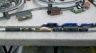 Thomas's F7 Army train set