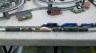 Thomas's F7 Army train set