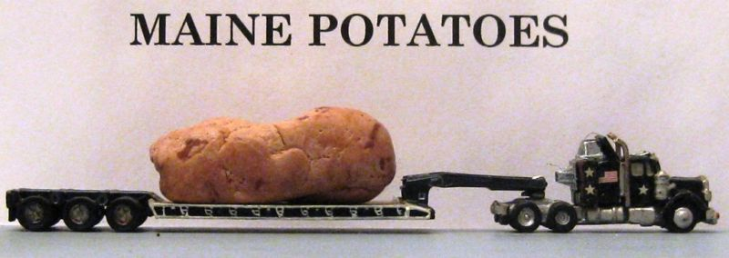 Maine Potatoes